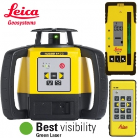 Leica Rugby 640 Green