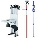 Pribor za rotacijske laserje
